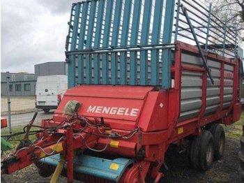 Mengele LAW 360 Ladewagen - prikolica sa automatskim punjenjem