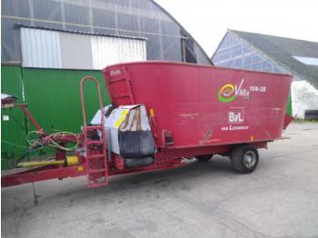 BvL Vmix 15N-2S Plus - prikolica za mešanje stočne hrane