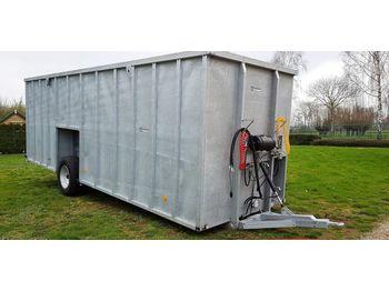 Rasipač tečnog đubriva New Agromac mestcontainer RDW gekeurde