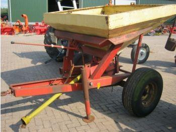 Rasipač veštačkog đubriva GETROKKEN strooier 1000 L