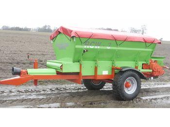 XZ RCW 3,Spreader, Salt and Sand Spreader, Tractor Lime Spreader - rasipač veštačkog đubriva