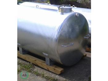 Inofama Wassertank 5000 l/Stationary water/Бак для воды 5000 л/Tanque de líquidos estacionario/Cysterna stacjonarna - rezervoar