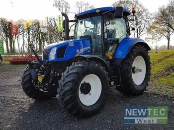Lizing New Holland T 6.160 AUTO COMMAND - traktor točkaš