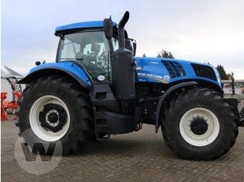 New Holland T 8.380 AC - traktor točkaš