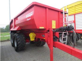 Lizing Krampe SK 550 - traktorska prikolica za farmu/ kiper