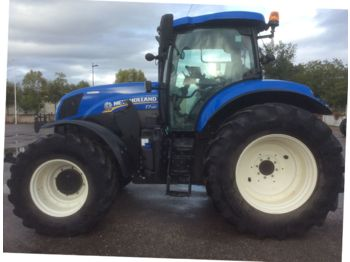 Traktor na kotačima New Holland T7.185