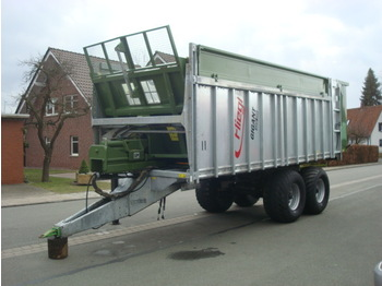 Fliegl ASW 268 C Gigant *Abschiebewagen* - põllutööseade