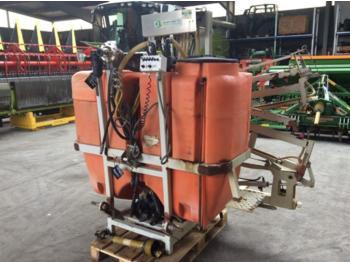 Jessernigg Automatik - 1000 Liter - 12 Meter - järelveetav pritsija