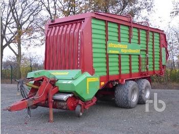 Strautmann MEGA VITESSE Forage Harvester Trailer T/A - koristusmasin
