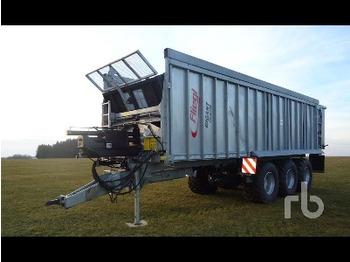 Fliegl GIGANT ASW3101 Tri/A Forage Harvester Trailer - loomakasvatusseadmed
