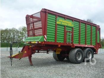 Strautmann GIGA 2246 T/A Forage Harvester Trailer - loomakasvatusseadmed