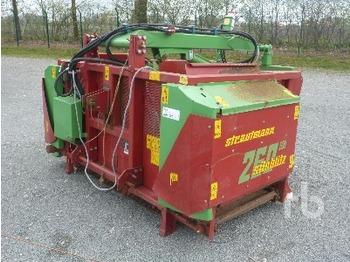 Strautmann SILOBLITZ 260SD Silage Block Cutter - loomakasvatusseadmed