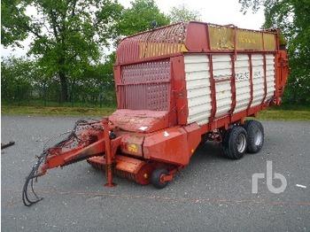 Strautmann VITESSE 230DO T/A Forage Harvester Trailer - loomakasvatusseadmed