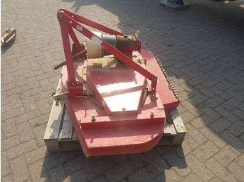 BOXER AGRI Cirkelmaaier FA120 - niiduk