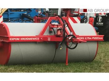 Põllurull Expom wał łąkowy MORS 2,75 meadow roller,wiesenwalze