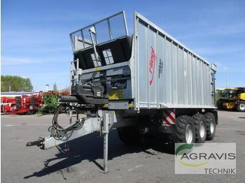 Fliegl ASW 381 - põllutöö järelhaagis