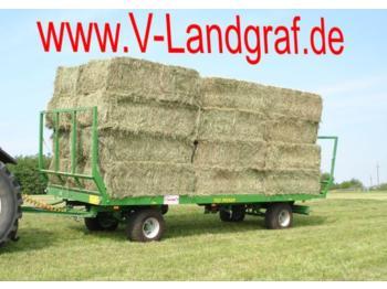 Pronar T 022 - põllutöö platvormjärelhaagis