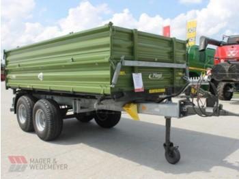 Fliegl FOX TDK 80A-88V - põllutöö tõstuk-järelhaagis/ kallur