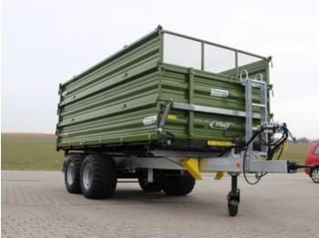 Fliegl Fliegl Fox TDK 80-88V 3x500 Neu - põllutöö tõstuk-järelhaagis/ kallur