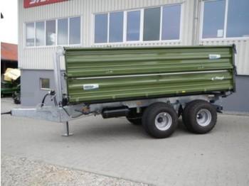 Fliegl Fox TDK 130 2x600mm Neu - põllutöö tõstuk-järelhaagis/ kallur