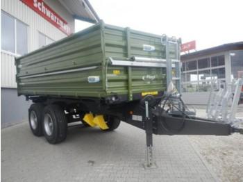 Fliegl Fox TDK 160 Neu - põllutöö tõstuk-järelhaagis/ kallur