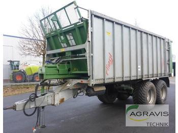 Fliegl Gigant ASW 268 - põllutöö tõstuk-järelhaagis/ kallur