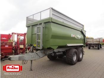 Fliegl Kipper TDK 160 - põllutöö tõstuk-järelhaagis/ kallur