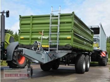 Fliegl TDK 130 - põllutöö tõstuk-järelhaagis/ kallur