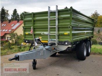 Põllutöö tõstuk-järelhaagis/ kallur Fliegl TDK 130 FOX