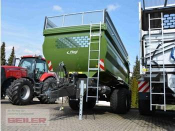 Fliegl TMK 264 - põllutöö tõstuk-järelhaagis/ kallur