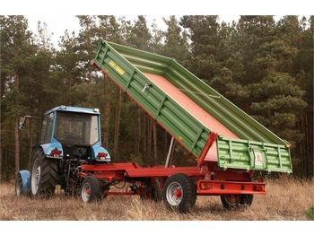 Pronar T-653/2 - põllutöö tõstuk-järelhaagis/ kallur