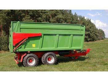 Pronar T-679 - põllutöö tõstuk-järelhaagis/ kallur