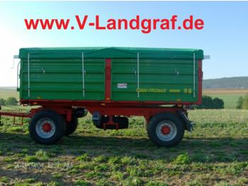 Pronar T 680 U - põllutöö tõstuk-järelhaagis/ kallur