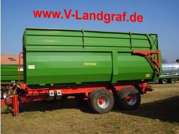 Pronar T 700 - põllutöö tõstuk-järelhaagis/ kallur
