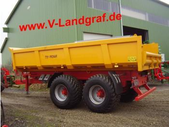 Pronar T 701 - põllutöö tõstuk-järelhaagis/ kallur