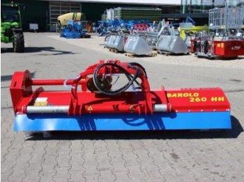 Omarv Barolo TFL-C 260FH - randaal