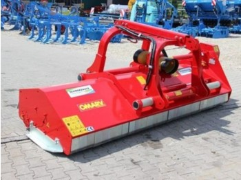 Omarv Omarv Cuneo TFR 300 FH Neugerät - randaal