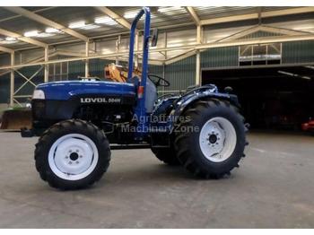 Lovol 504N 4x4 tractor - ratastraktor
