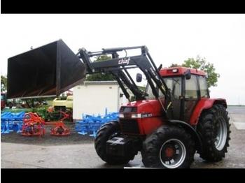 Ratastraktor Tractor Case-IH 5120 mit Frontlader Second Hand: pilt 1