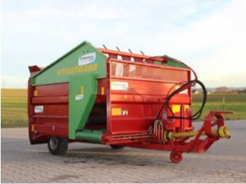 Strautmann BVW Rundballenauflöser mit Fahrwerk - söödasegamisvanker