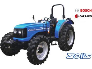 Solis WT75 4wd Smalspoor  - traktor