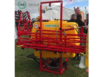 Traktorilt tõusev pritsija Agro-Osek Sprayer P161/5/Навесной опрыскиватель 600 л/Opryskiwacz/Pulverisateur