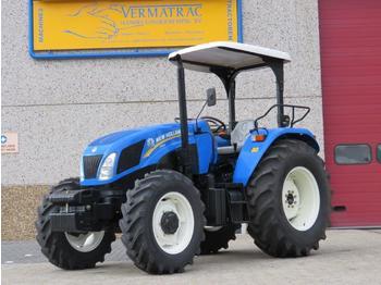 New Holland TT4.90 - kolesový traktor