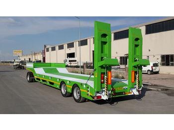 LIDER 2020 model new from MANUFACTURER COMPANY (LIDER trailer ) - nizko noseča polprikolica