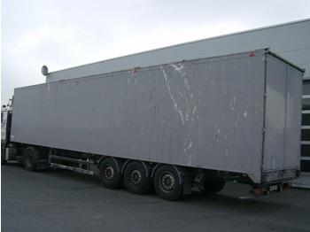 Legras Industries Mulde Typ: DA34 - полуприцеп