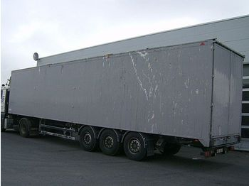 Mulde Legras Industries DA 34 - полуприцеп