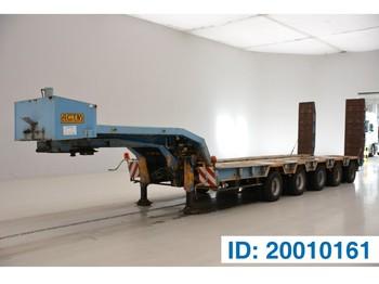 Низкорамный полуприцеп ACTM Low bed trailer