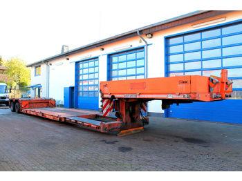 Goldhofer 2-Achs Tiefbett STZ-TL2-24/100A ausziehbar  - платформа полуприцеп