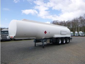 Полуприцеп-цистерна Cobo Fuel tank alu 39.9 m3 / 5 comp