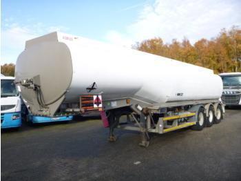 Полуприцеп-цистерна Crane Fruehauf Jet fuel tank alu 39 m3 / 1 comp